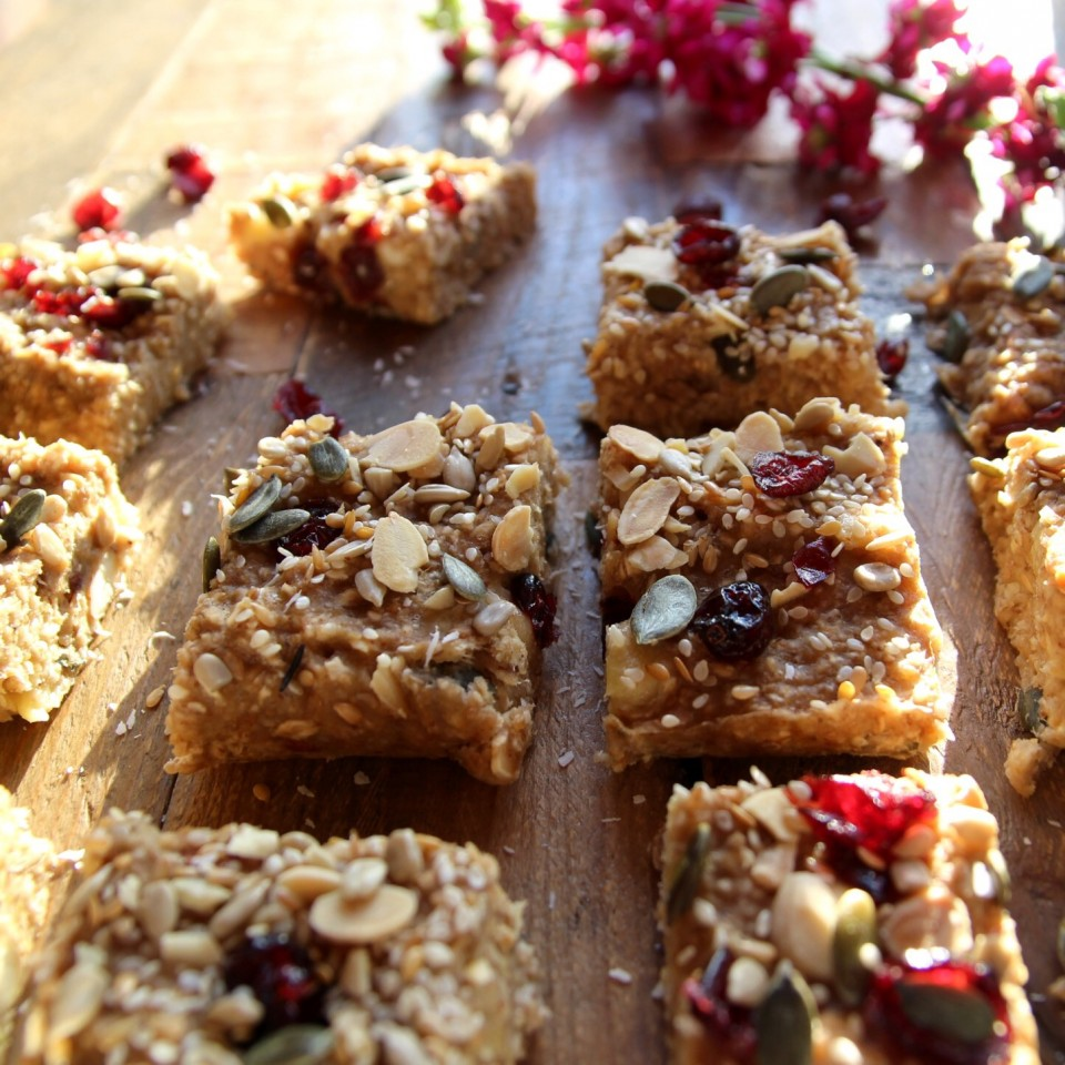 fruit recipes fruit flapjack recipe healthy