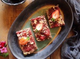 Superfood breakfast bars